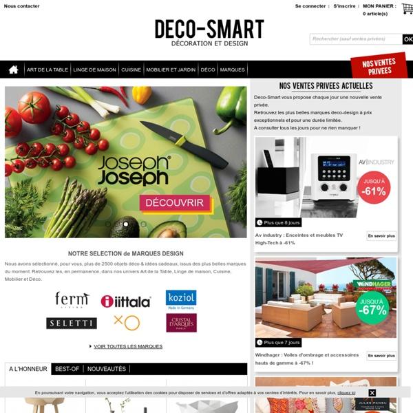 ventes priv es en design et d coration mobilier luminaire objet d co accessoires de cuisine. Black Bedroom Furniture Sets. Home Design Ideas
