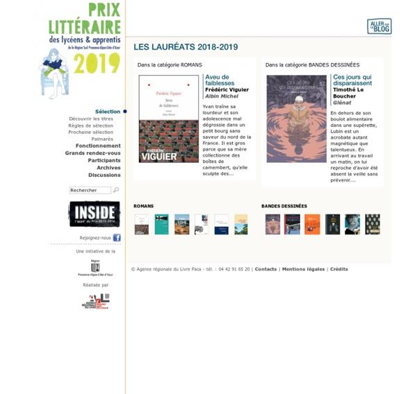Prix Litteraire