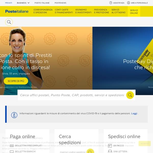 Poste Italiane - Privati