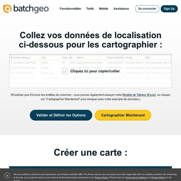 Batchgeo