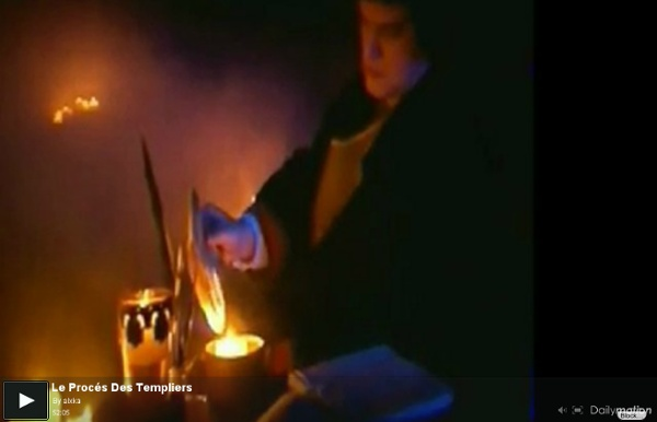 Le Procés Des Templiers