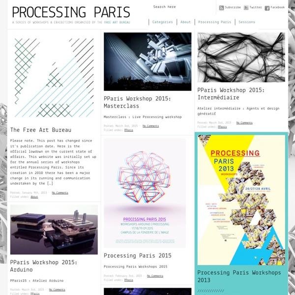 Processing Paris