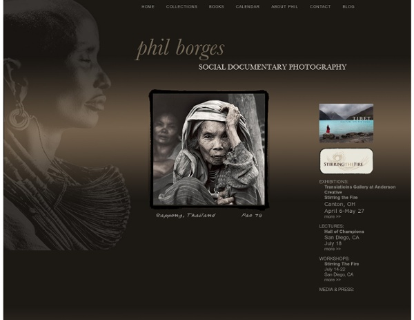 Phil Borges - People of Indigenous Cultures - Photography - World photographer of indigenous and tribal cultures