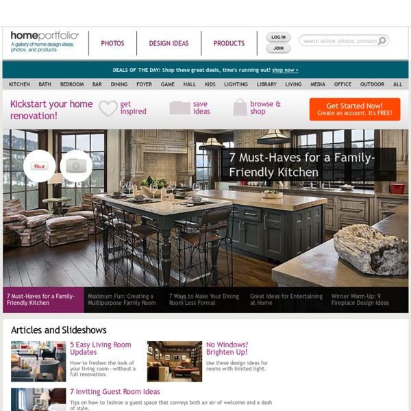 Stumblers Who Like HomePortfolio - Home Design, Home Design Ideas, and Home... - StumbleUpon