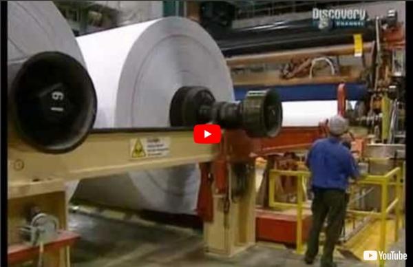 Com'è fatto - produzione della carta