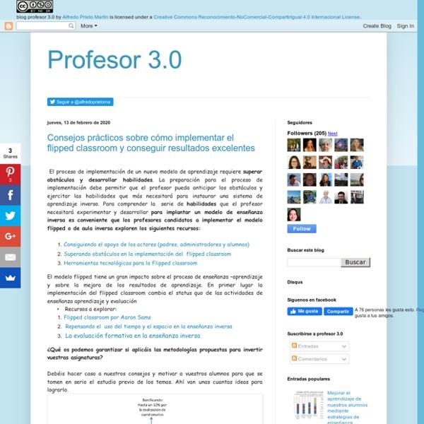 Profesor 3.0