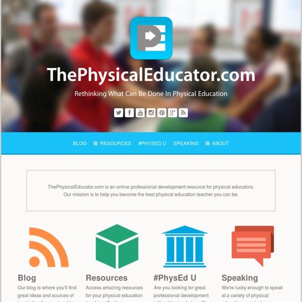 ThePhysicalEducator.com