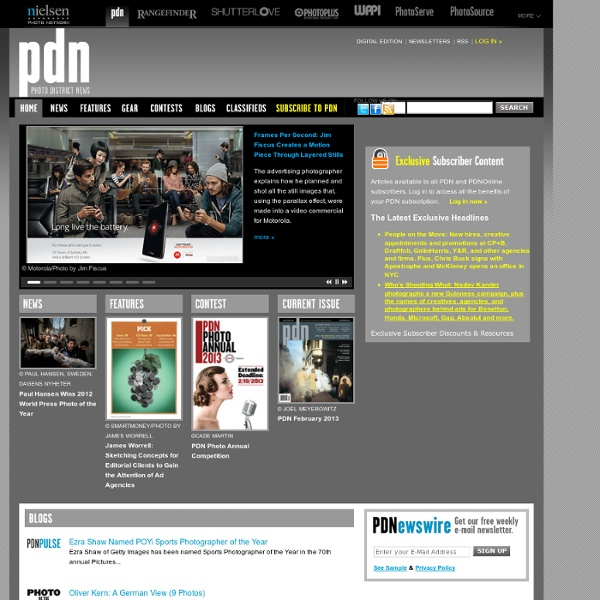 Professional Photography Industry News and Resources