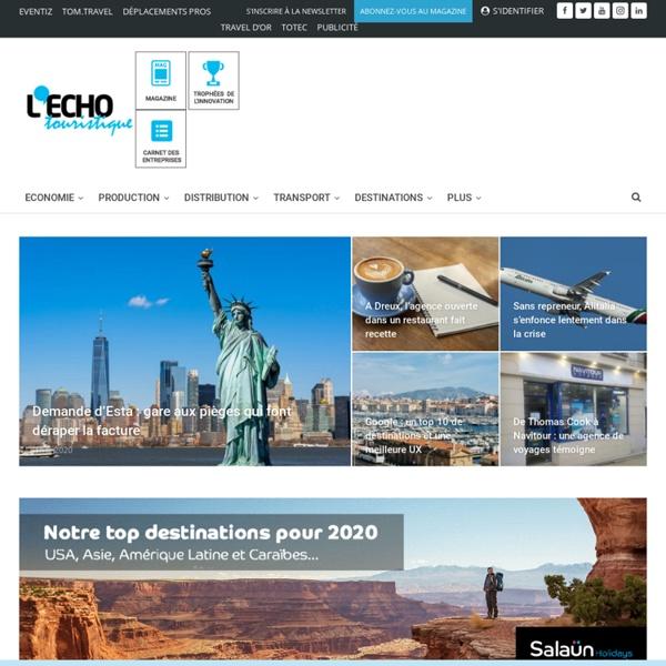 Echo Touristique