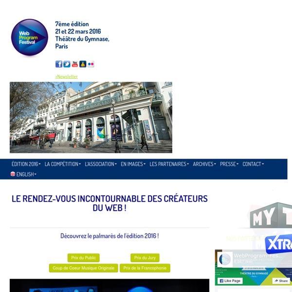 Web Program Festival International