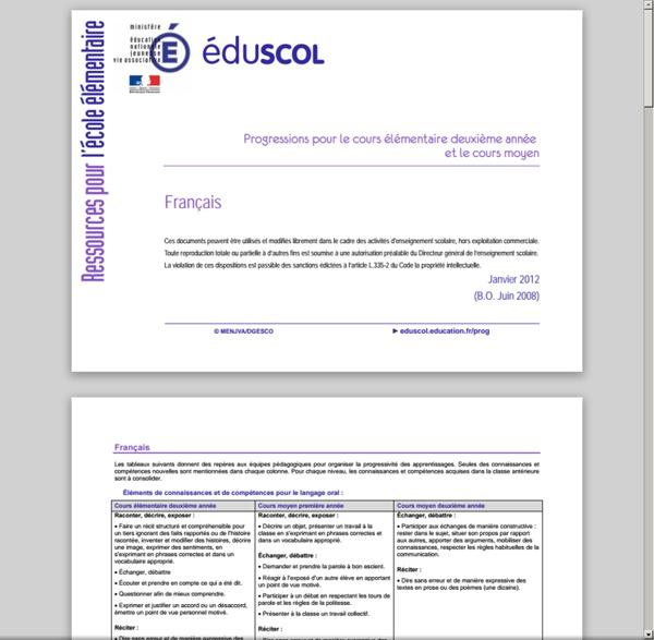 Français - Progression-pedagogique_Cycle3_Francais_203759