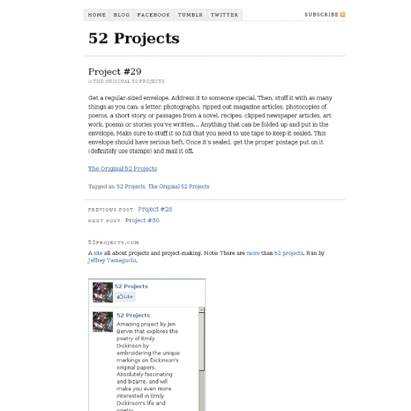 Project #29