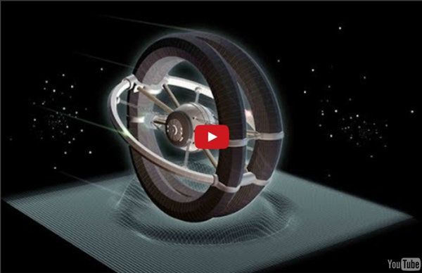 """NASA Warp Drive Project - """"Speeds"""" that Could Take a Spacecraft to Alpha Centauri in Two Weeks"""