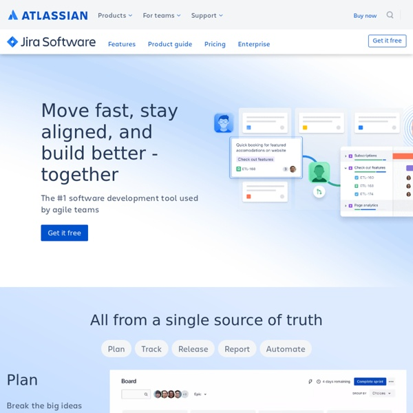JIRA Software - Issue & Project Tracking for Software Teams