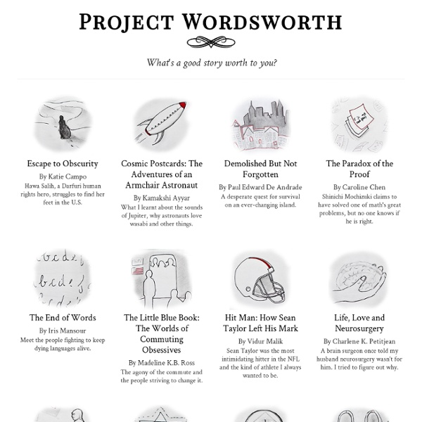 Project Wordsworth