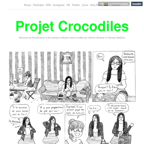 Projet Crocodiles