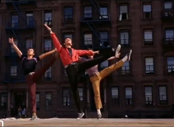 West Side Story - Prologue - Official Full Number - 50th Anniversary