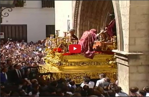 Promo Semana Santa en Sevilla 2014