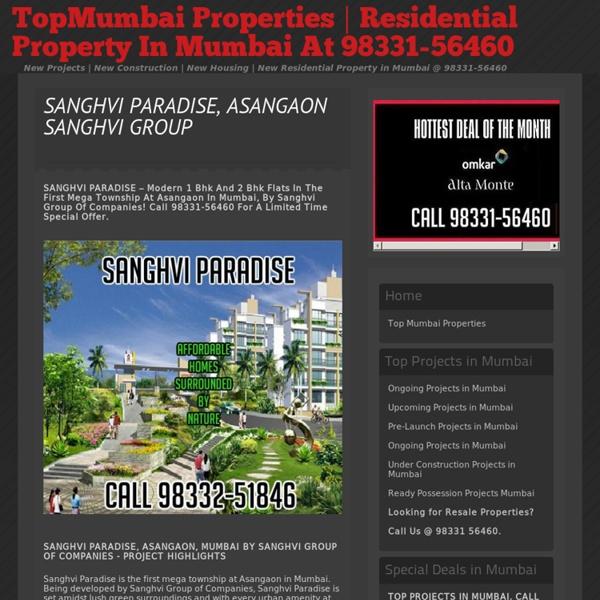 Sanghvi Paradise