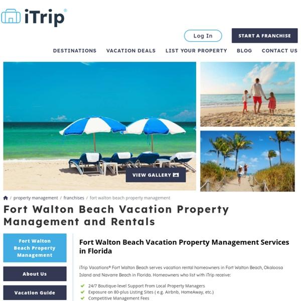 Fort Walton Beach Florida Rentals