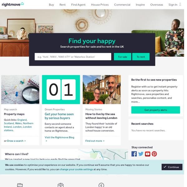 Rental Properties Websites: UK's Number One Property Website For Properties For Sale