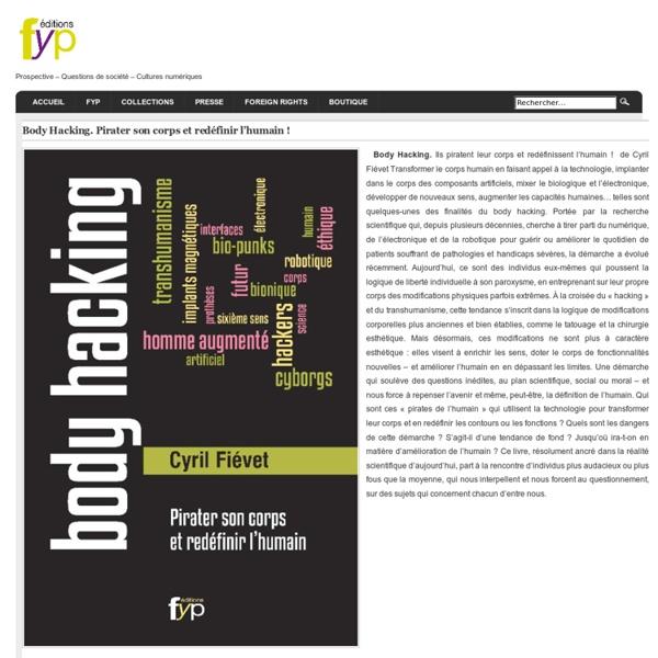 FYP Editions - Editeur de l'innovation