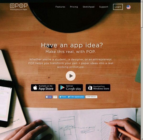 Mobile App Prototyping Made Easy