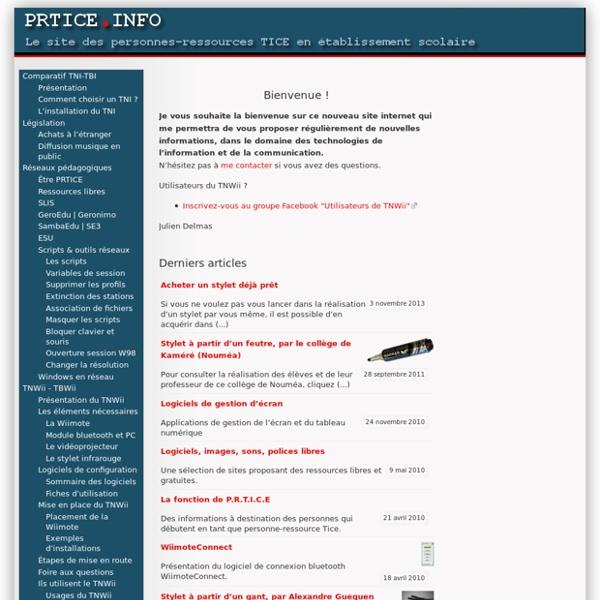 PRTICE.Info - TNWii.Info - Tic-Education.Info