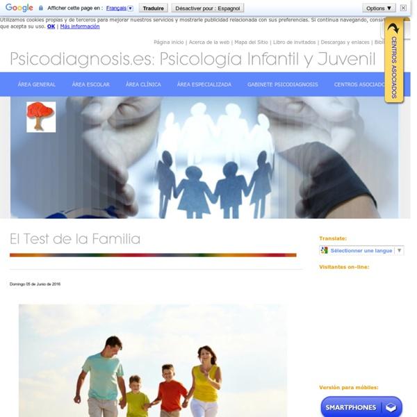 Psicología-TEst Familia