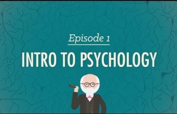 Intro to Psychology - Crash Course Psychology #1