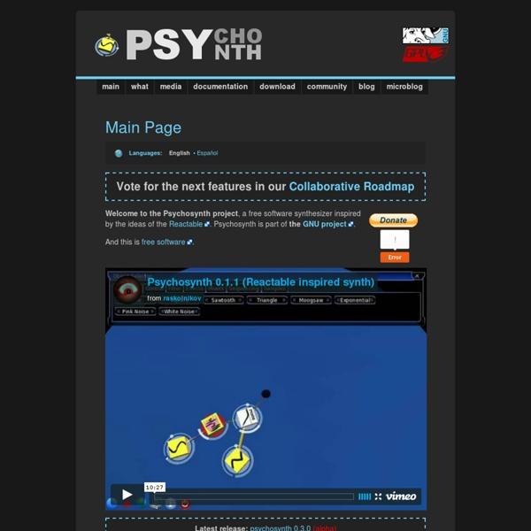 Psychosynth