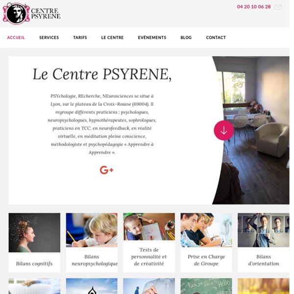 Centre PSYRENE