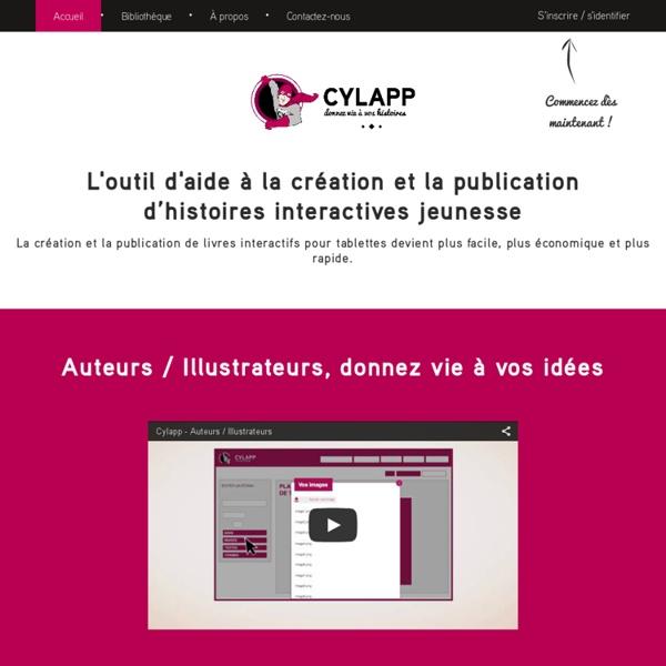 Création et publication d'histoires numériques pour tablettes