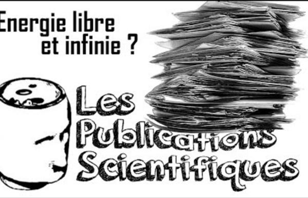 Ep08 Les publications scientifiques (l'énergie libre)
