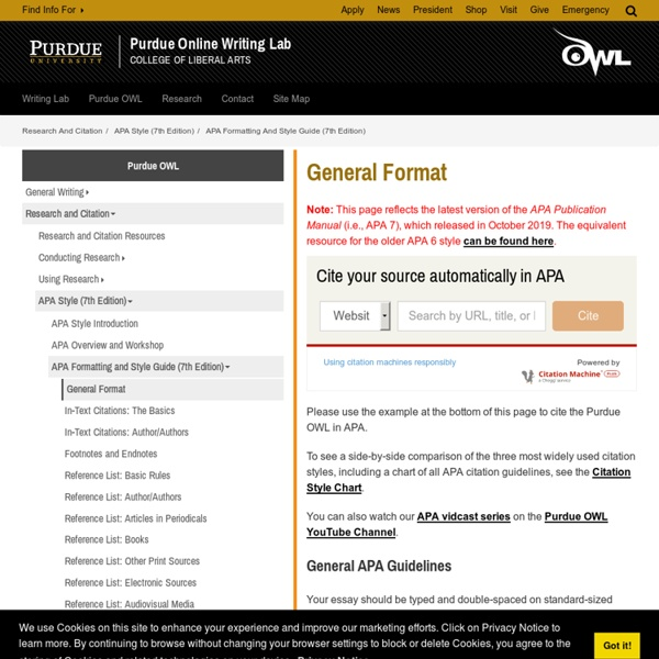purdue owl essay heading Find this pin and more on history resources by you in do italize subheadings essays and headings the purdue owl apa purdue online writing lab mla.
