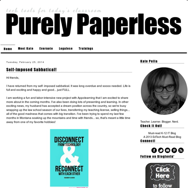 Purely Paperless