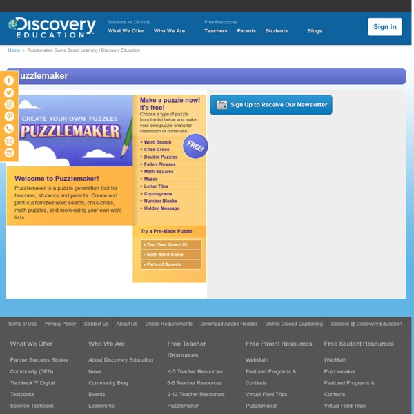 Generador de puzzles i altres