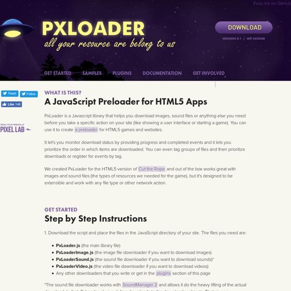 A Simple JavasScript Preloader