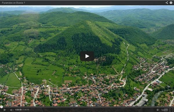 Pyramides en Bosnie ?