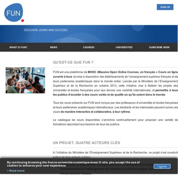 Université Numérique de France
