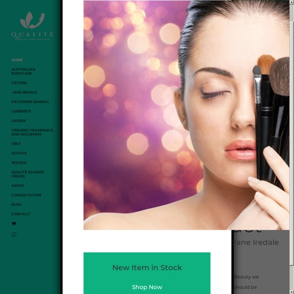 Qualité Health and Beauty Products Online - UK supplier
