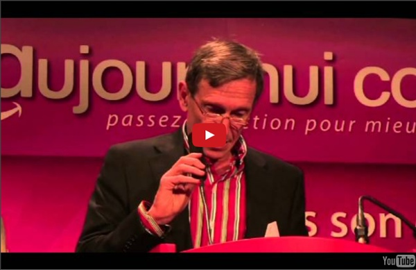 """Pr Emmanuel Ransford - Le quantique et la """"psychomatière"""""""
