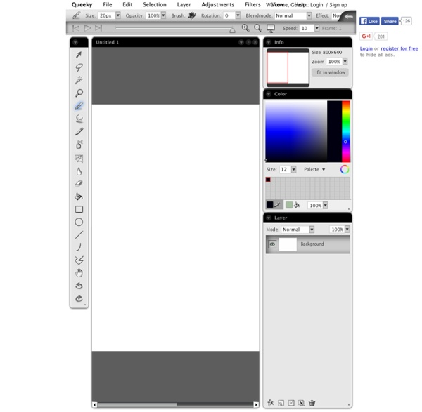 Paint - free online drawing and painting tools. Create and redraw ...