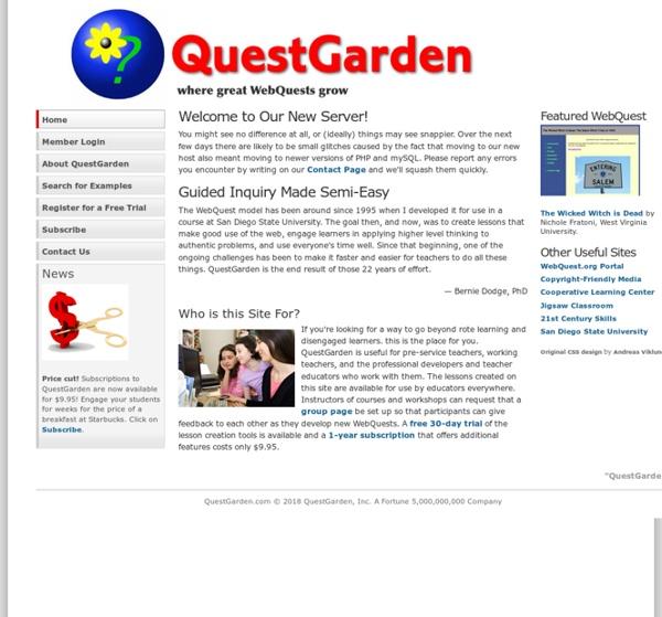 QuestGarden.com