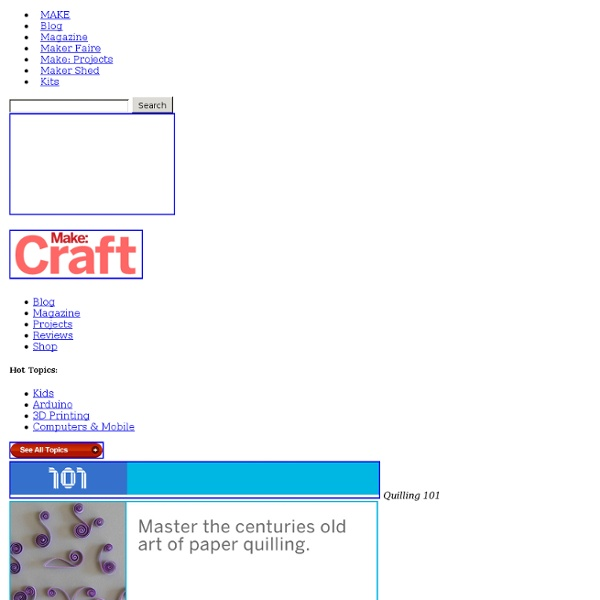 Craft DIY Projects, Patterns, How-tos, Fashion, Recipes @ Craftzine.com - Felting, Sewing, Knitting, Crocheting, Home & More