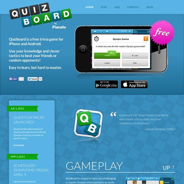 Quizboard