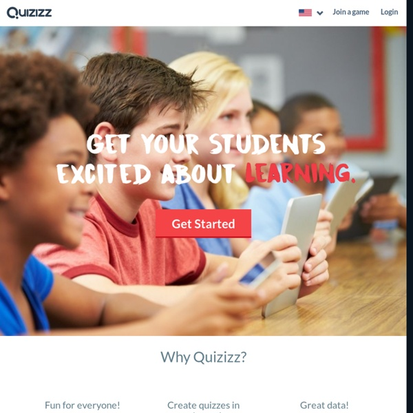 Quizizz: Fun Multiplayer Classroom Quizzes