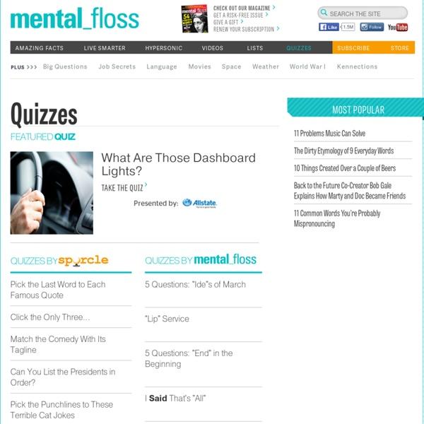 quizzes online fun