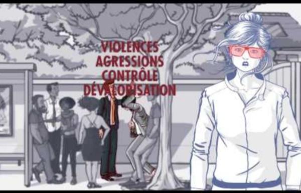 """""""C'est quoi le sexisme ? Quel lien avec les violences ?"""""""
