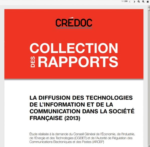 Enquête « Conditions de vie et Aspirations des Français » - R297.pdf